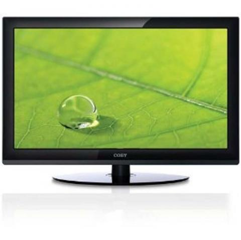 Coby 32 inch flat screen television