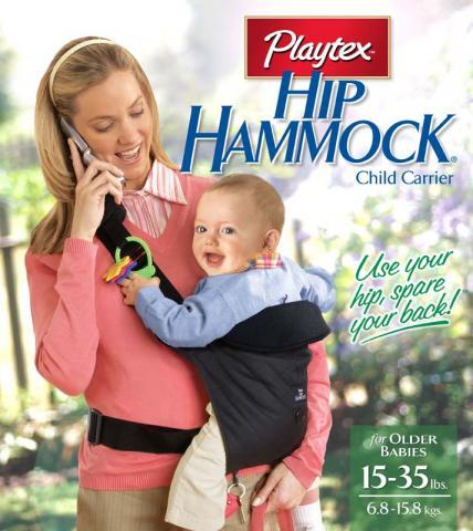 Recalls Hip Hammock Infant Carriers
