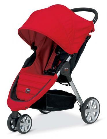 Recalled Britax B-Agile stroller