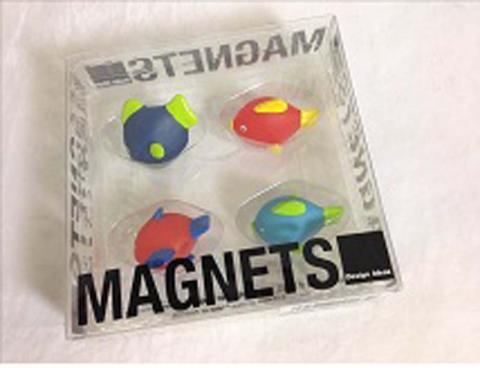 Design Ideas Blowfish Magnets
