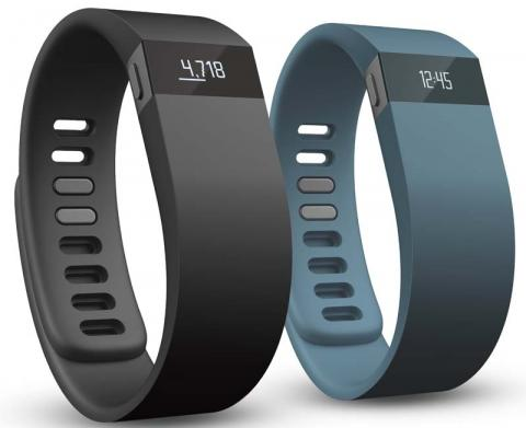 Fitbit Force activity-tracking wristband