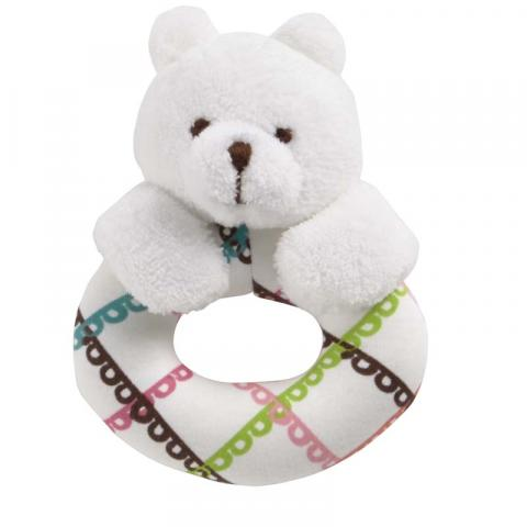 Bear Ring Rattle Lola