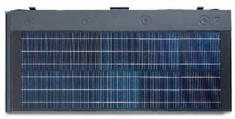 Recalled SolarSave roof panel