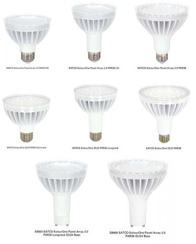 satco products recalls kolourone led light bulbs cpsc gov