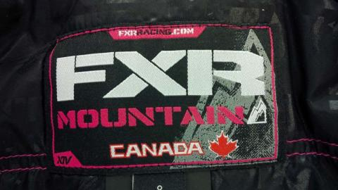 FXR Label
