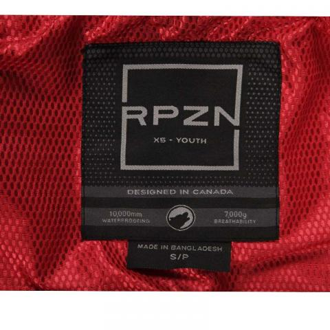 RPZN Size Label
