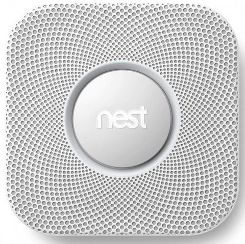 Nest Protect Smoke + CO Alarm  - White
