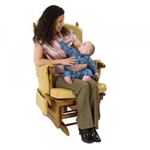 Brooks Furniture Glider Rocker Style 1529V-LM