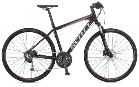 Scott Sportster X30 Men and X30 Solution Men