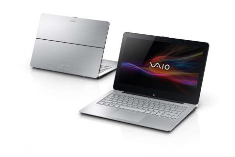 Recalled Sony VAIO Flip PC