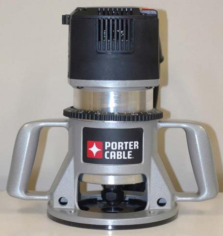 Porter-Cable Fixed-Base Production Router
