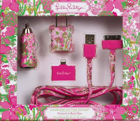 Lilly Pulitzer Beach Rose