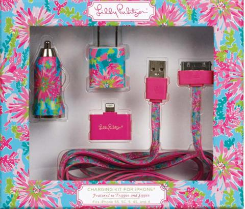Lilly Pulitzer Trippin and Sippin