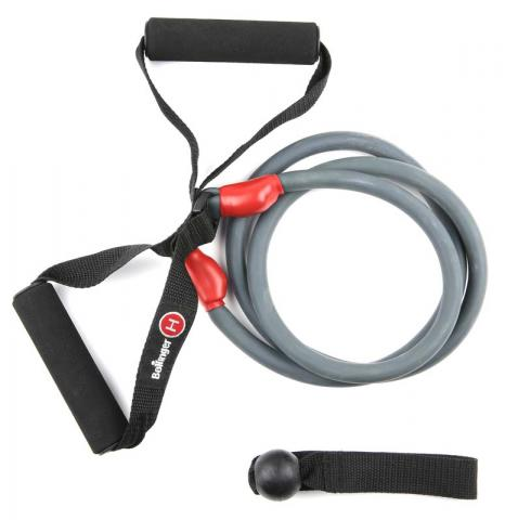 Recalled Bollinger Fitness resistance band and door anchor with plastic ball