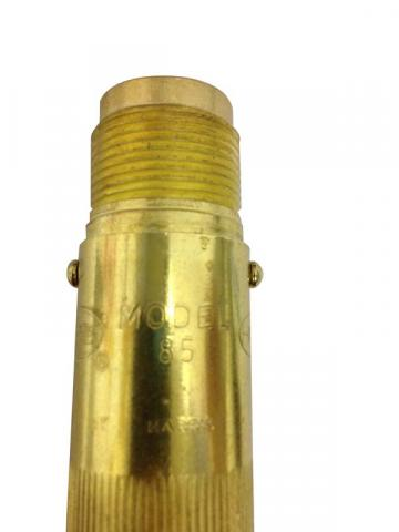 Torch handle with model number