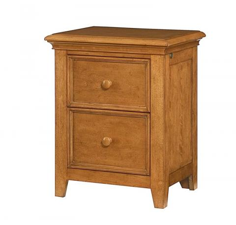 Lea Industries Willow Run (toffee) night stand