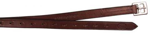 JPC Equestrian HDR Pre-Stretched Stirrup Leathers