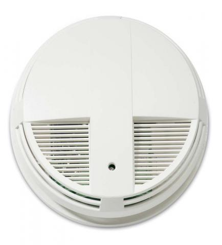 Recalled ESL/Interlogix smoke detector, 400 series