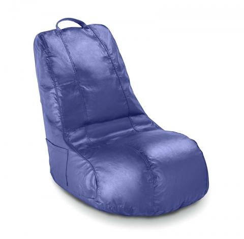 Ace Bayou L-shaped bean bag chair