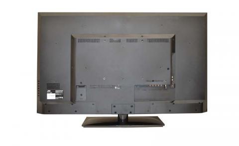 JVC Emerald series television, model EM42FTR (back)