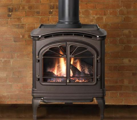 Heat & Glo gas stove