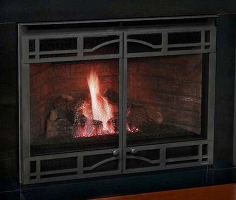 Heatilator gas fireplace