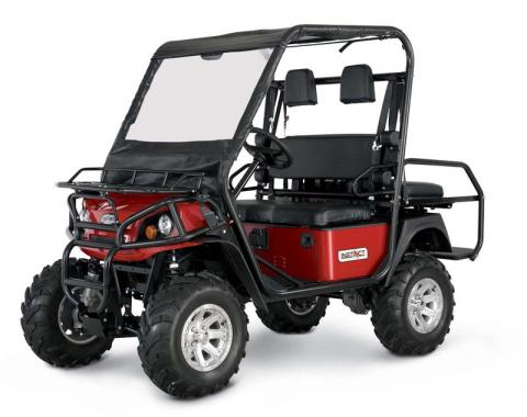 Bad Boy Buggies – Instinct Model Off -Road Vehicle