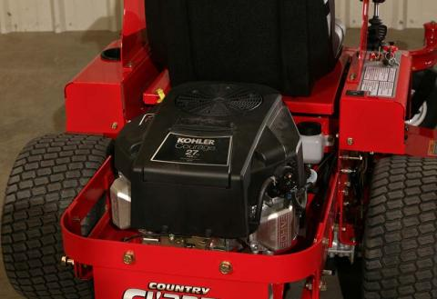 Kohler 27-horsepower Courage engine
