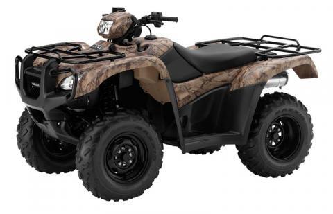 Honda FourTrax Foreman (camouflage)