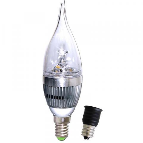 Infinity Green LED Bulb model UDC3-WW