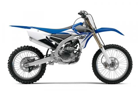 Yamaha model YZ250FEL