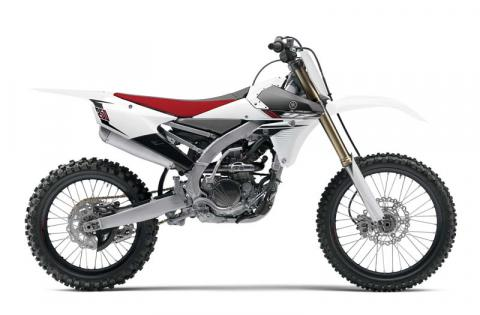 Yamaha model YZ250FEW