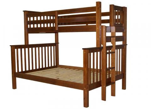 bedz king bunk bed models bk950sl and bk951sl