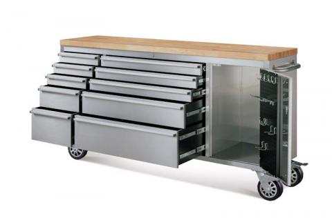 Whalen 72 inch tool chest