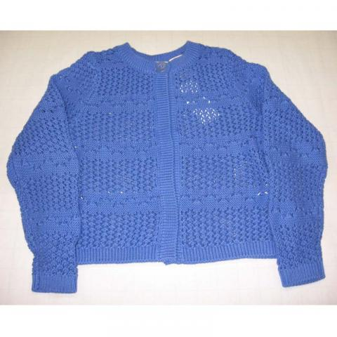 L.L. Bean Open Stitch Sweater