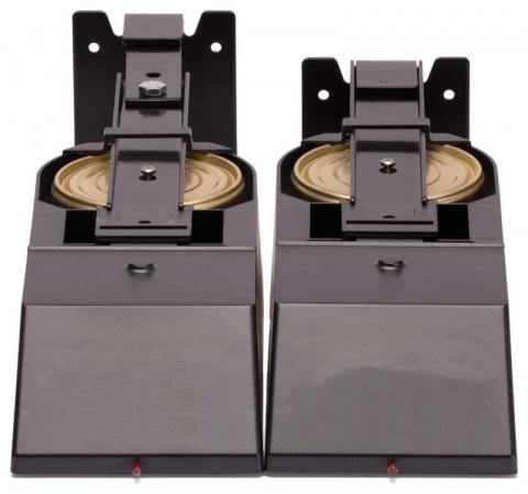 StoveTop FireStop Microhood Model 677-1 (black)