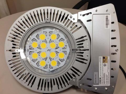 Recalled CXB Series LED Light Fixture