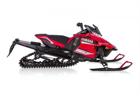 "Red and Black Yamaha 2014 model R10LS (""SRViper LTX SE"") – Also available in Blue"