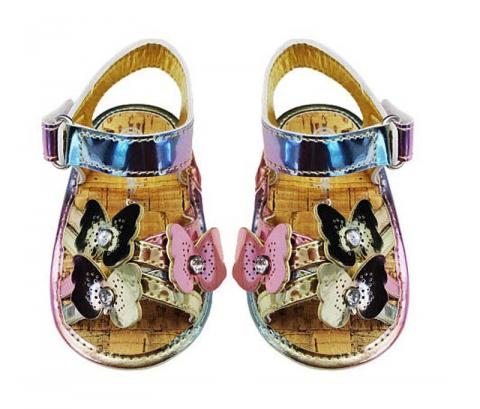 Koala Baby combination color children's sandals