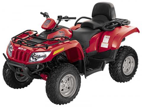 2009 2UP ATV