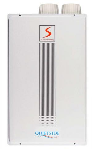 Quietside tankless gas water heater