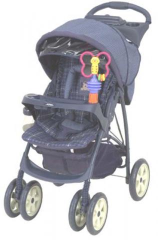 Cirrus Model Stroller (Century)
