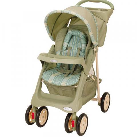 Cochecito para bebé modelo Glider (Graco)