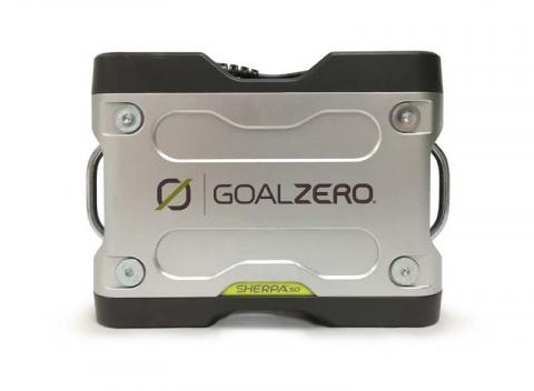 Goal Zero Sherpa 50 battery pack