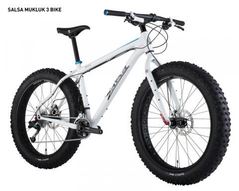 Salsa Cycles Mukluk Bicycle