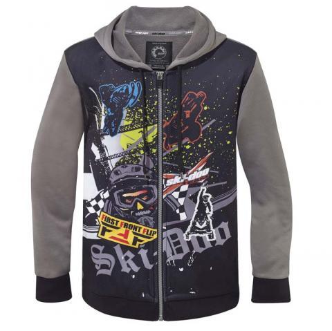 Recalled kids' hoodies\n