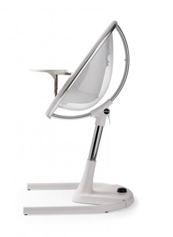 Mima Moon 3-in-1 High Chair with White Seat