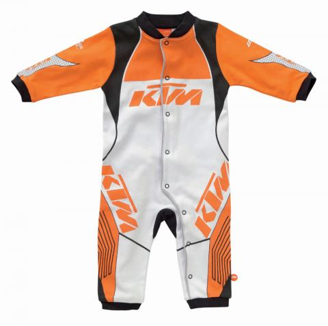 Black/Orange KTM Onesie