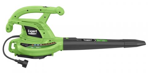 Expert Gardener electric leaf blower vacuum