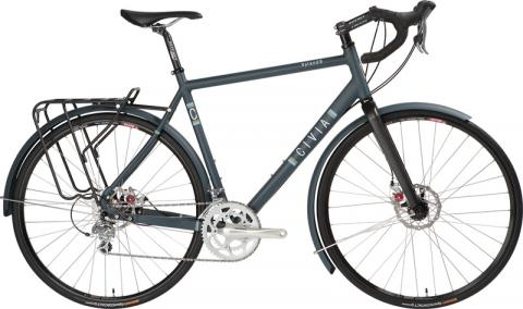 Civia Hyland bicycle with recalled fenders